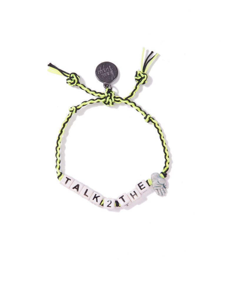 TALK TO THE HAND BRACELET BRACELET - Venessa Arizaga