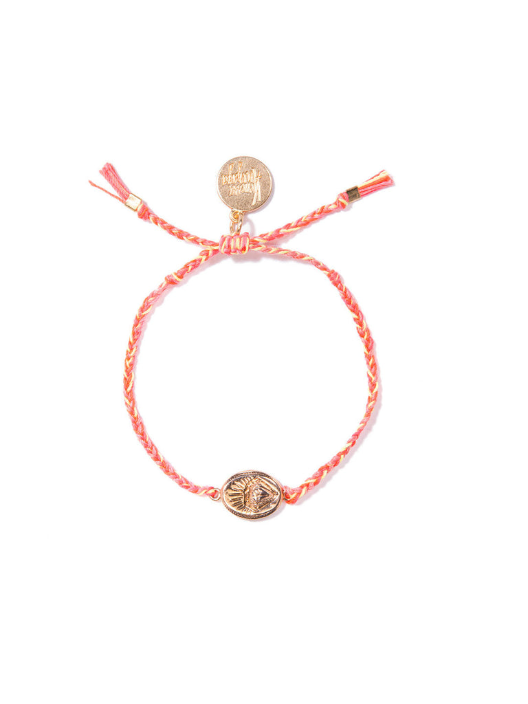 DIAMOND IN THE ROUGH FRIENDSHIP BRACELET BRACELET - Venessa Arizaga