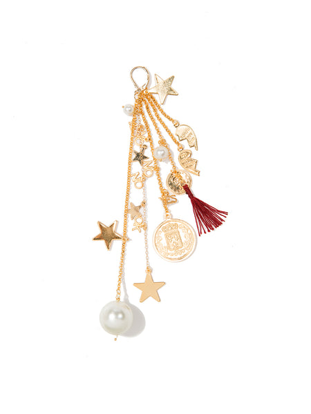 STARGAZER SINGLE EARRING