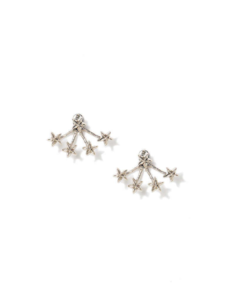 SUPERSTAR 4-PRONG EARRINGS