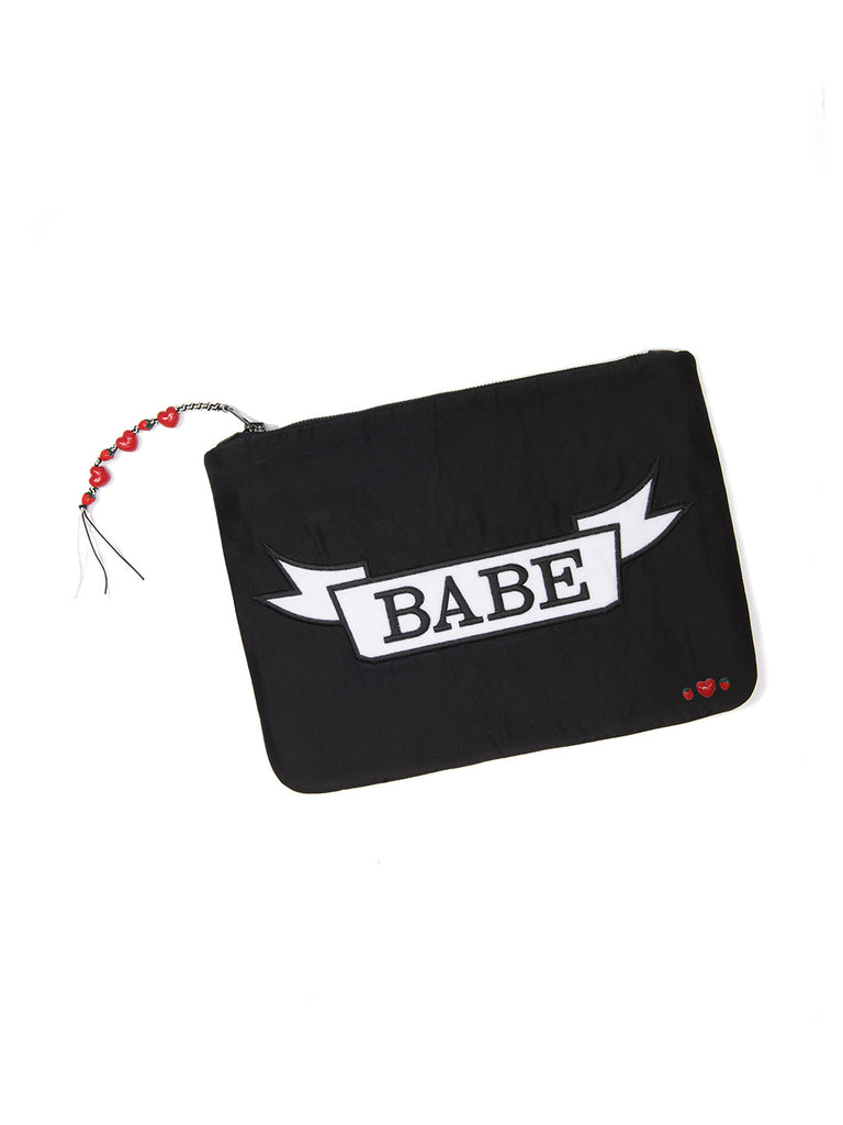 BABE CLUTCH BAG BAGS - Venessa Arizaga