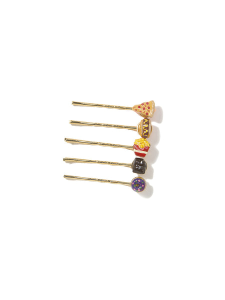 SNACK ATTACK BOBBY PIN SET