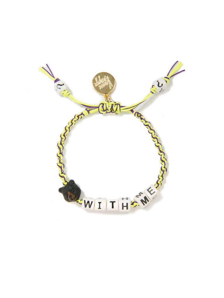 BEAR WITH ME BRACELET BRACELET - Venessa Arizaga