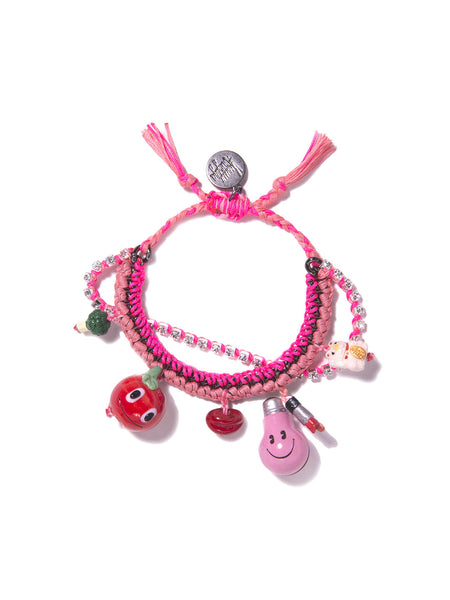APPLE KISS BRACELET