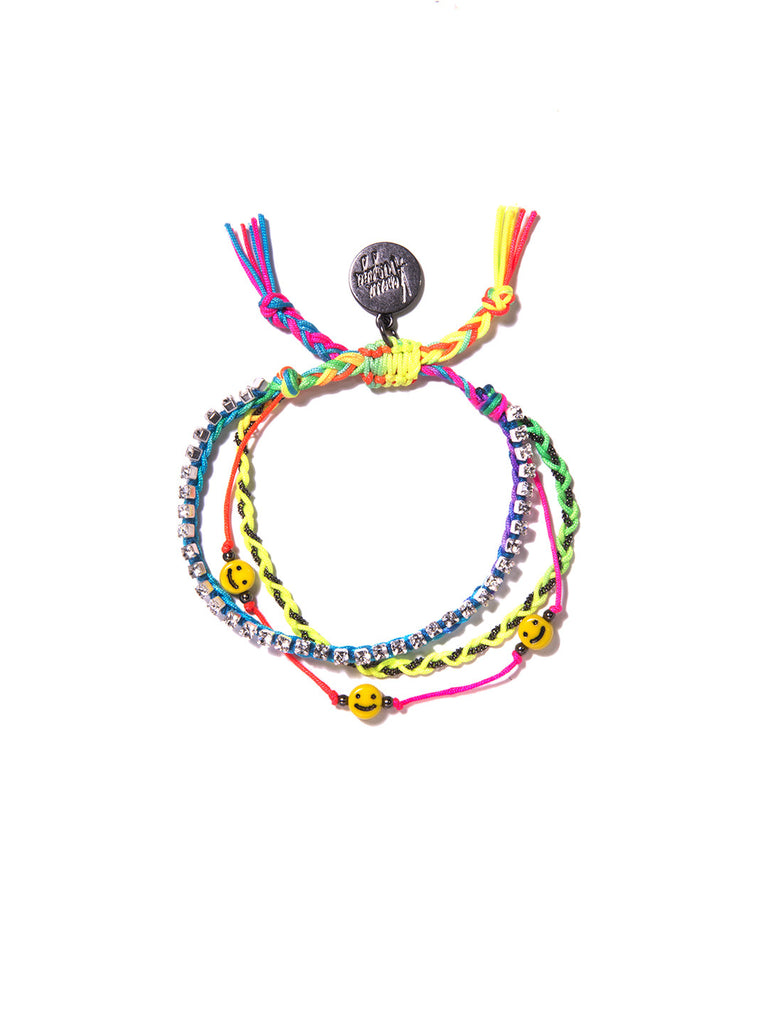 ALL SMILES ON ME BRACELET BRACELET - Venessa Arizaga