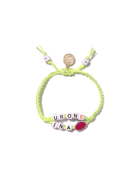 YOU'RE ONE IN A MELON BRACELET