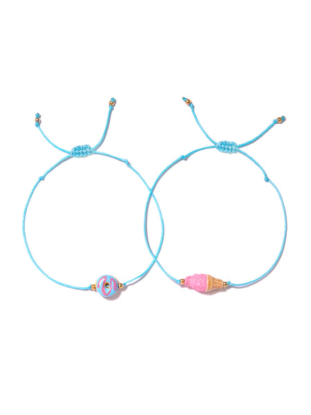 THE SWEETEST THING BRACELET SET
