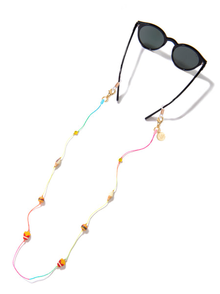 JUNK FOOD MASK & SUNNIES LEASH