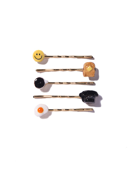BRUNCH TIME BOBBY PIN SET