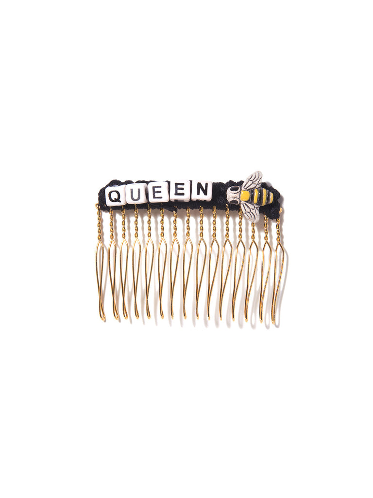 QUEEN BEE HAIR COMB - Venessa Arizaga