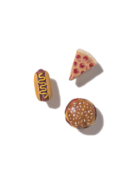 JUNK FOOD PIN SET