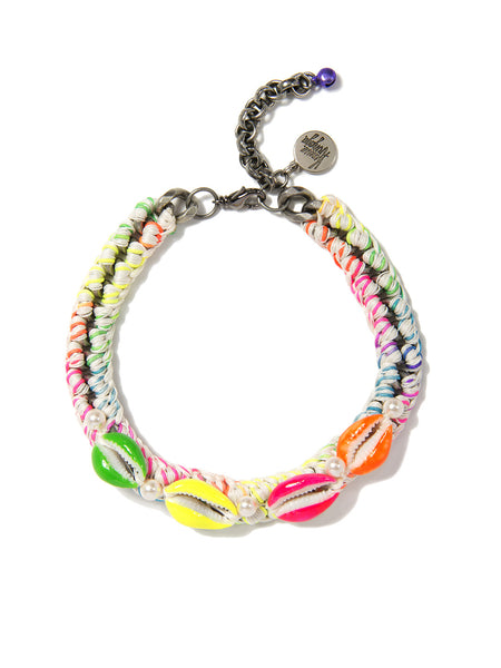 SHELL WE DANCE? CHOKER (RAINBOW CLOUD)