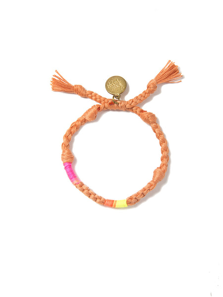 TROPICAL TEASE BRACELET (RAINBOW SUNSET)