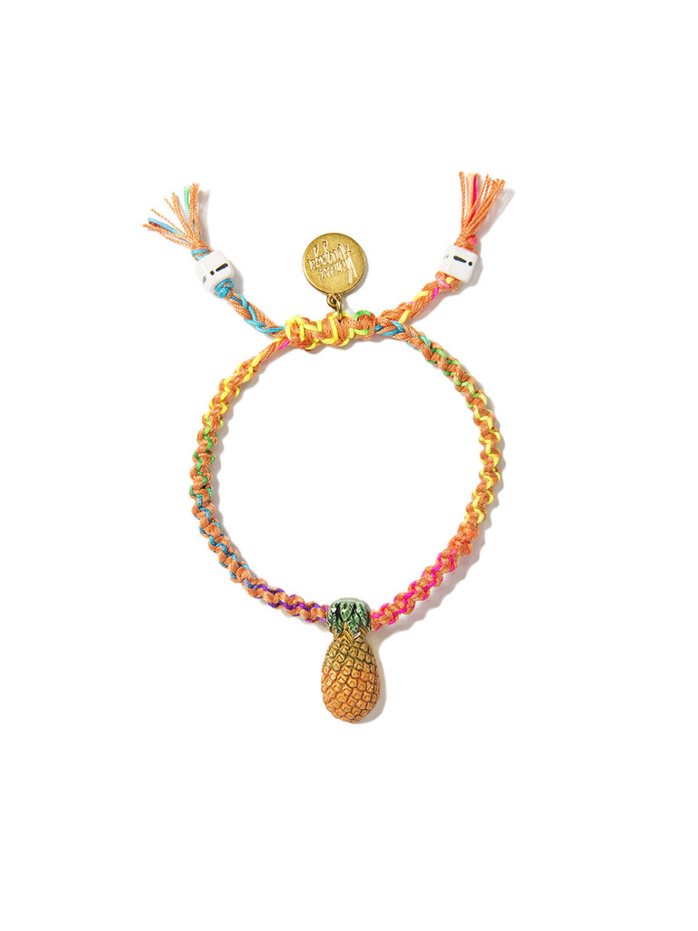 PINEAPPLE OF MY EYE BRACELET BRACELET - Venessa Arizaga