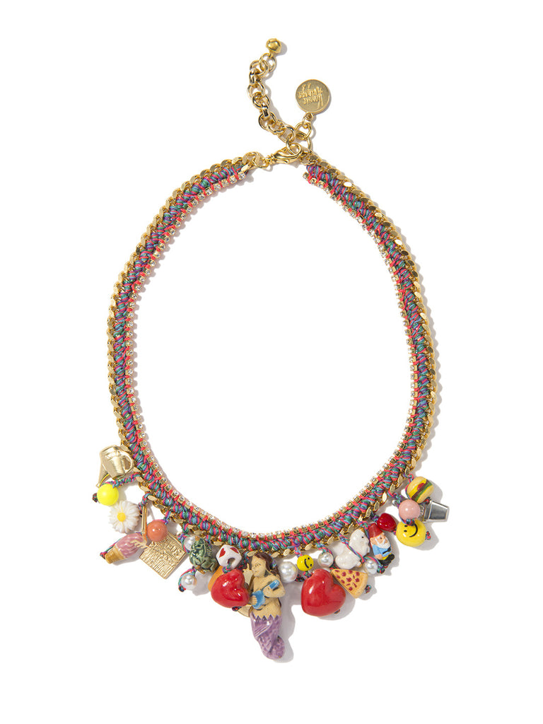 FANTASY LAND NECKLACE NECKLACE - Venessa Arizaga
