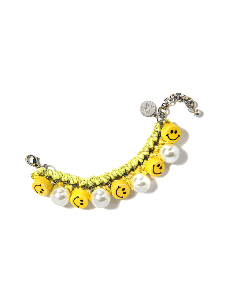 HAPPY-GO-LUCKY BRACELET - Venessa Arizaga