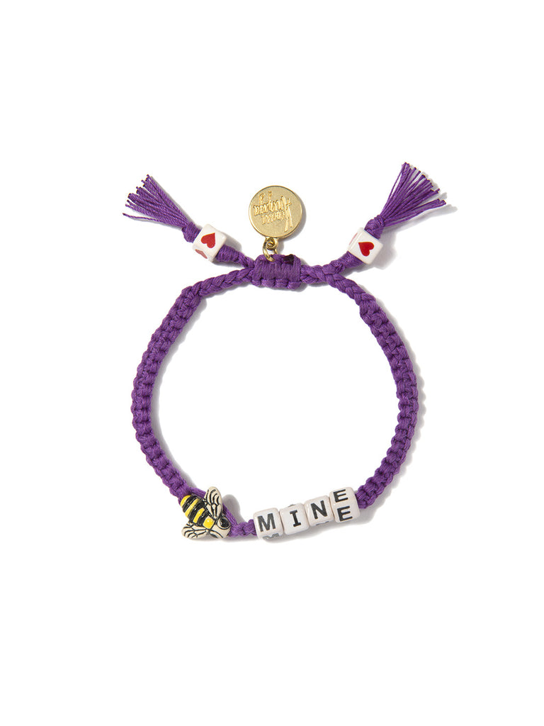 BEE MINE BRACELET - Venessa Arizaga