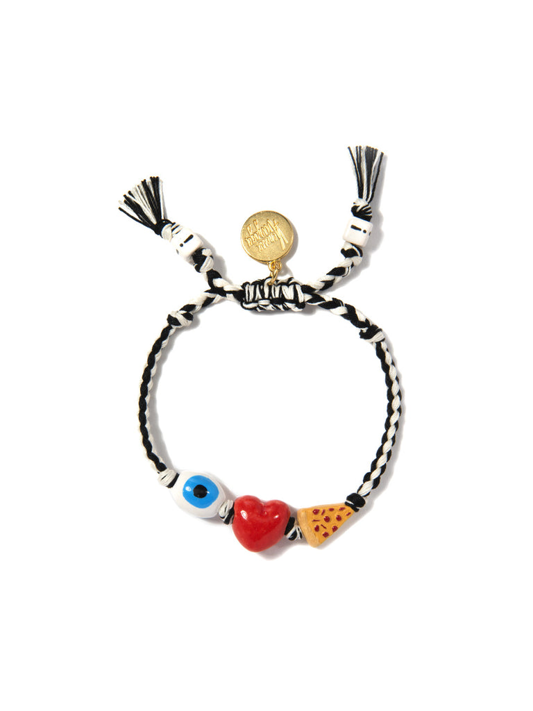 I LOVE PIZZA BRACELET - Venessa Arizaga