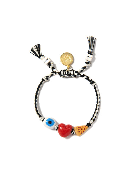 I LOVE PIZZA BRACELET