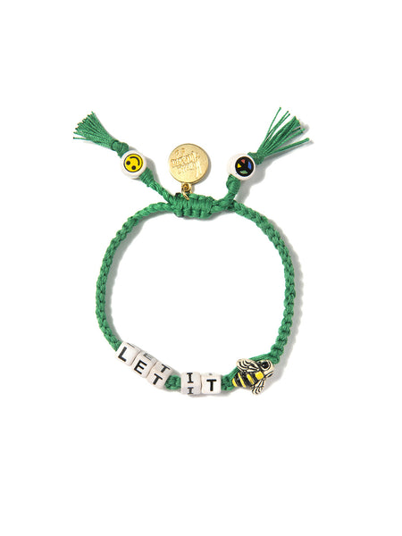 LET IT BEE BRACELET