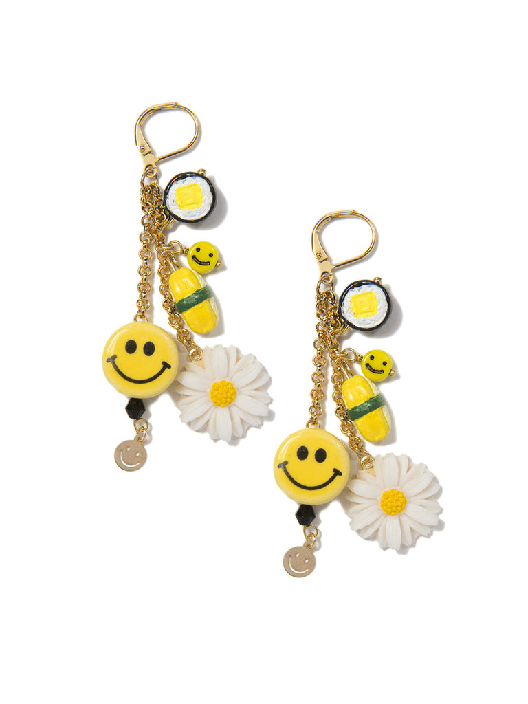 GARDEN PARTY EARRINGS - Venessa Arizaga