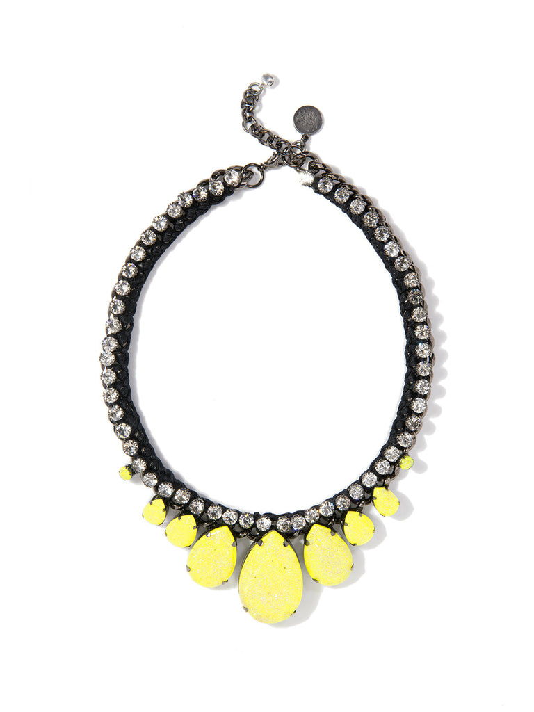 FUJI NECKLACE NECKLACE - Venessa Arizaga