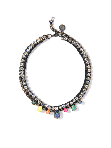 ALESHA NECKLACE (RAINBOW)