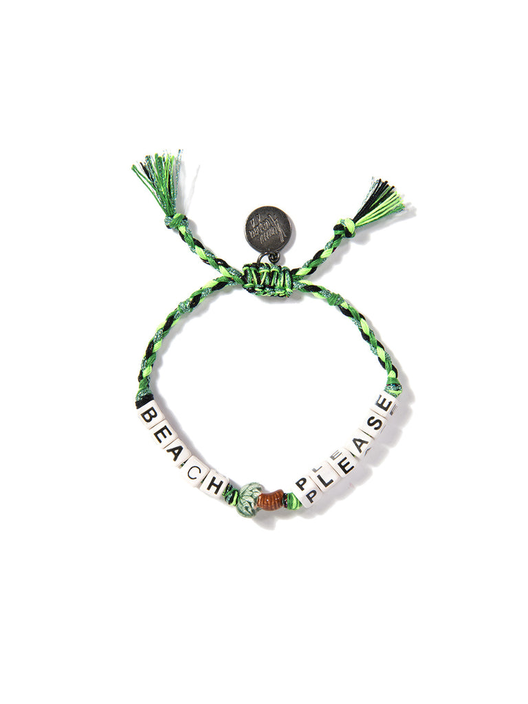 BEACH PLEASE BRACELET - Venessa Arizaga