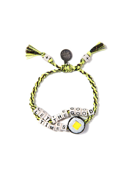 LET THE GOOD TIMES ROLL BRACELET