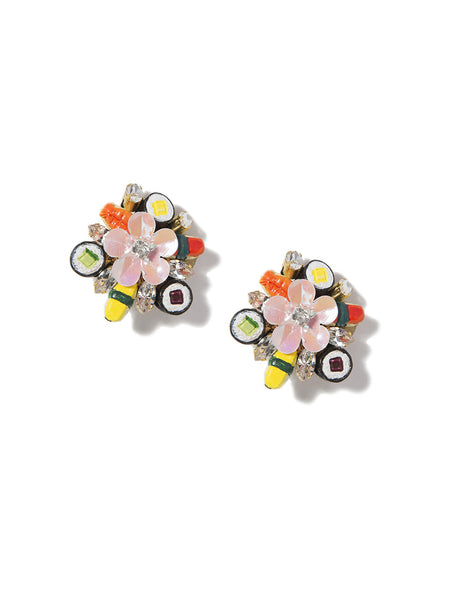 SUSHI PLATTER EARRINGS