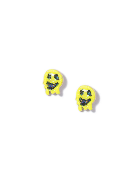 LITTLE HAPPY TRIP EARRINGS (YELLOW)