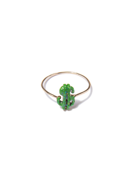 CA$H RING (GREEN)