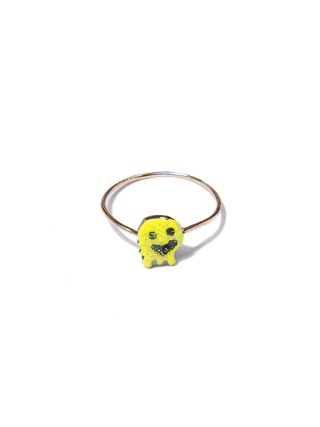 HAPPY TRIP RING (YELLOW)