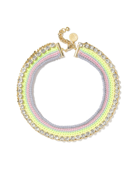 PASTEL RAINBOW ROAD NECKLACE