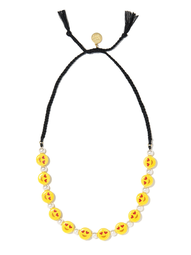 GIMMIE LOVE NECKLACE NECKLACE - Venessa Arizaga