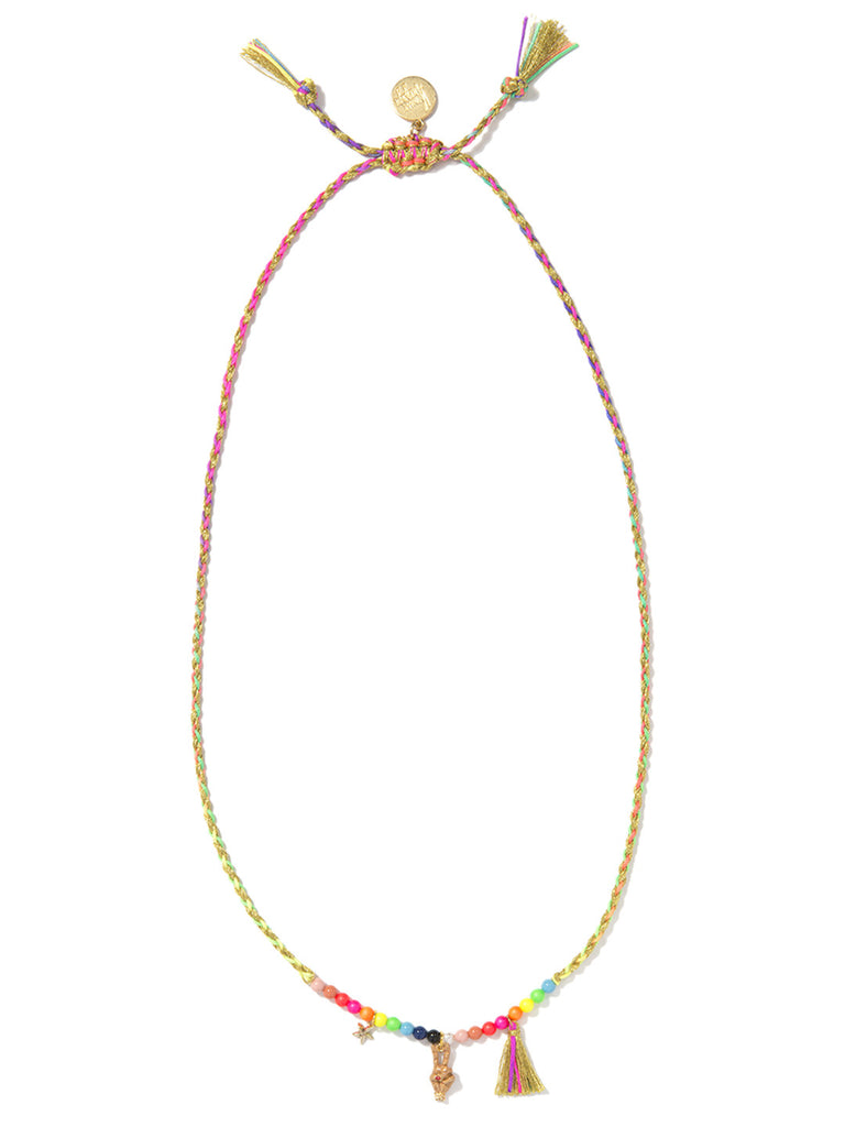 PEACE BABE NECKLACE NECKLACE - Venessa Arizaga