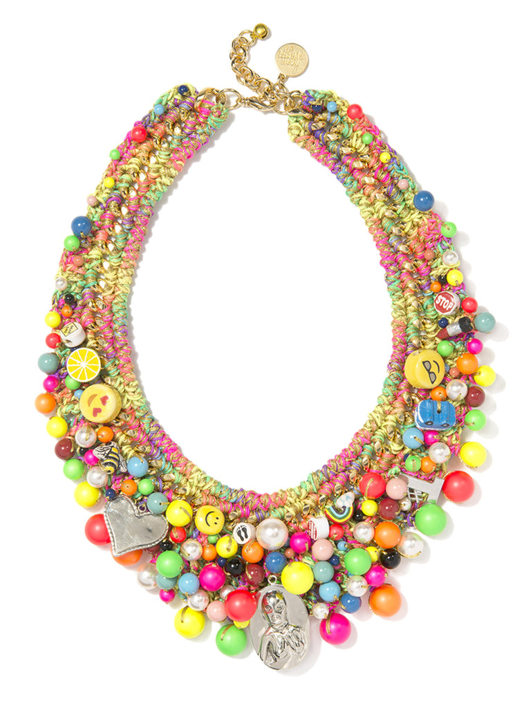 CATCH THE RAINBOW NECKLACE - Venessa Arizaga