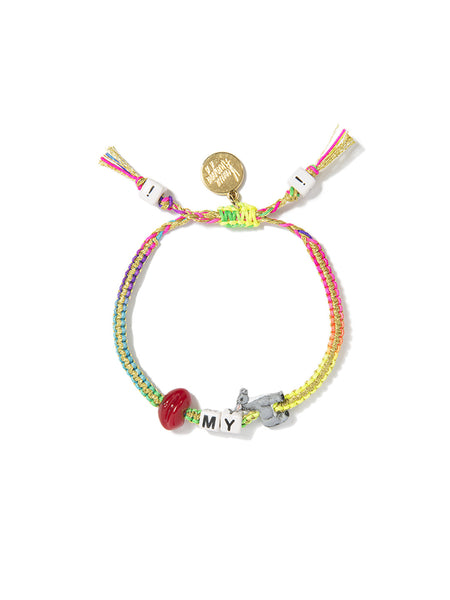 KISS MY ASS BRACELET