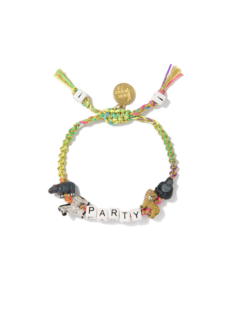 PARTY ANIMALS BRACELET BRACELET - Venessa Arizaga