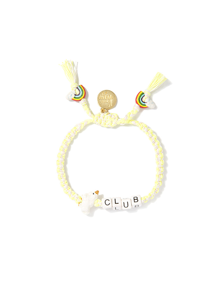UNICORN CLUB BRACELET - Venessa Arizaga