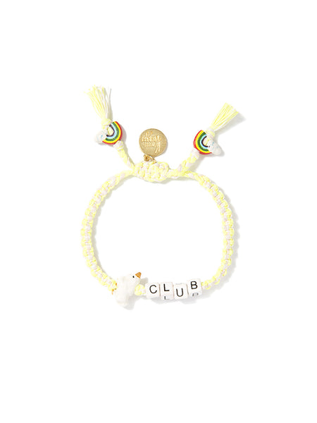 UNICORN CLUB BRACELET