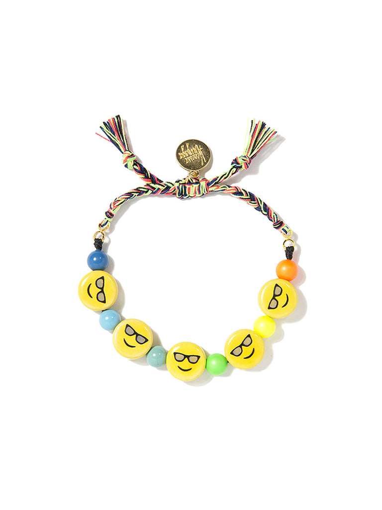 COOL AS A CUCUMBER BRACELET - Venessa Arizaga