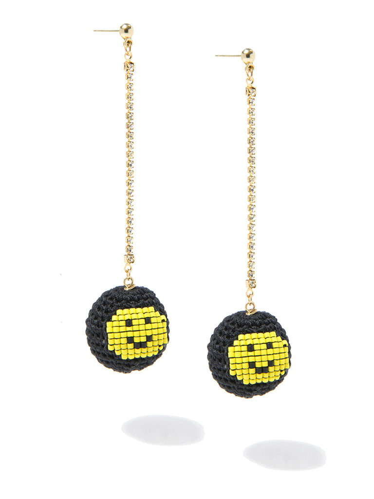 SWEETEST SMILE EARRINGS EARRING - Venessa Arizaga