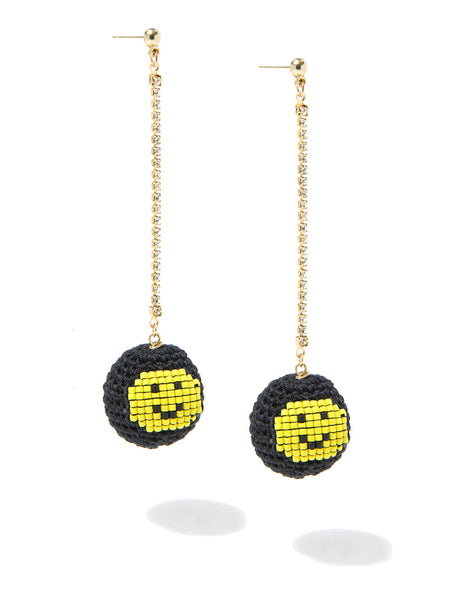 SWEETEST SMILE EARRINGS