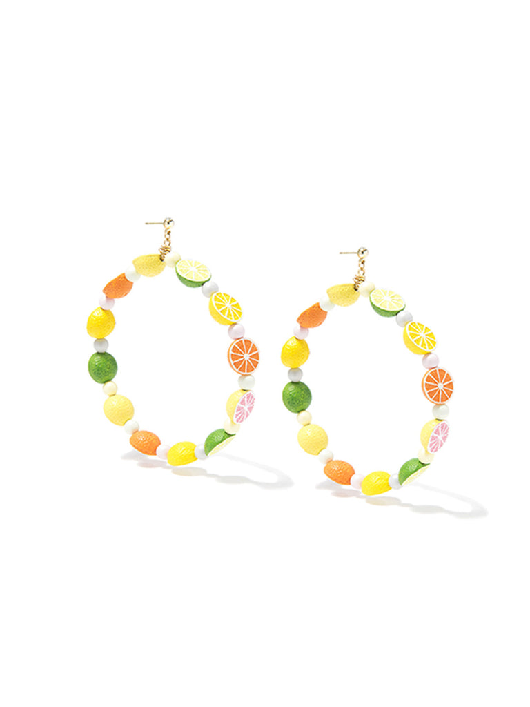 JUICY EARRINGS EARRING - Venessa Arizaga