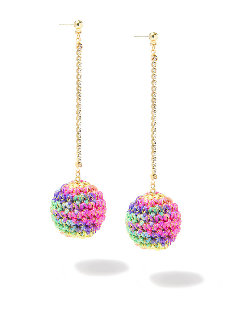 CATCH THE RAINBOW EARRINGS EARRING - Venessa Arizaga