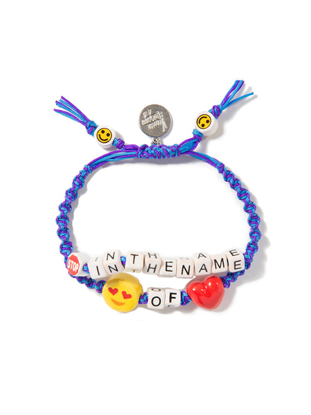 STOP IN THE NAME OF LOVE BRACELET