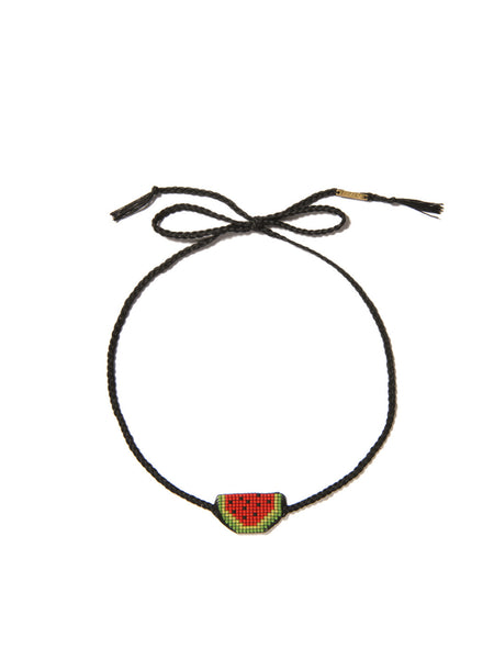 WILD WATERMELON NECKLACE