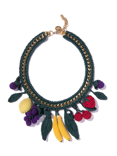 FRESH AND FRUITY NECKLACE