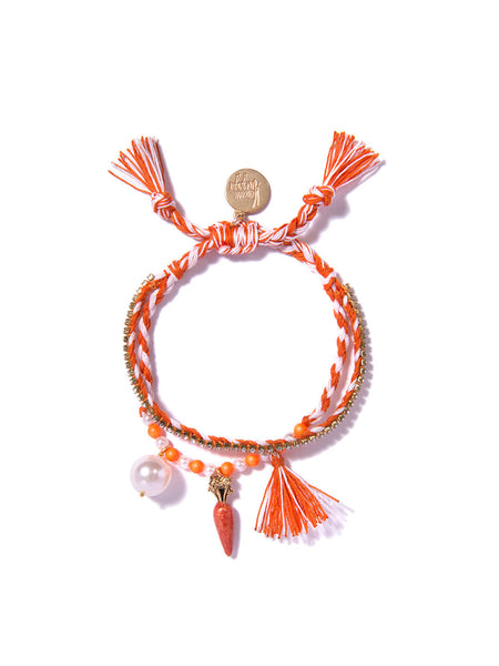 I CARROT LIVE WITHOUT YOU BRACELET